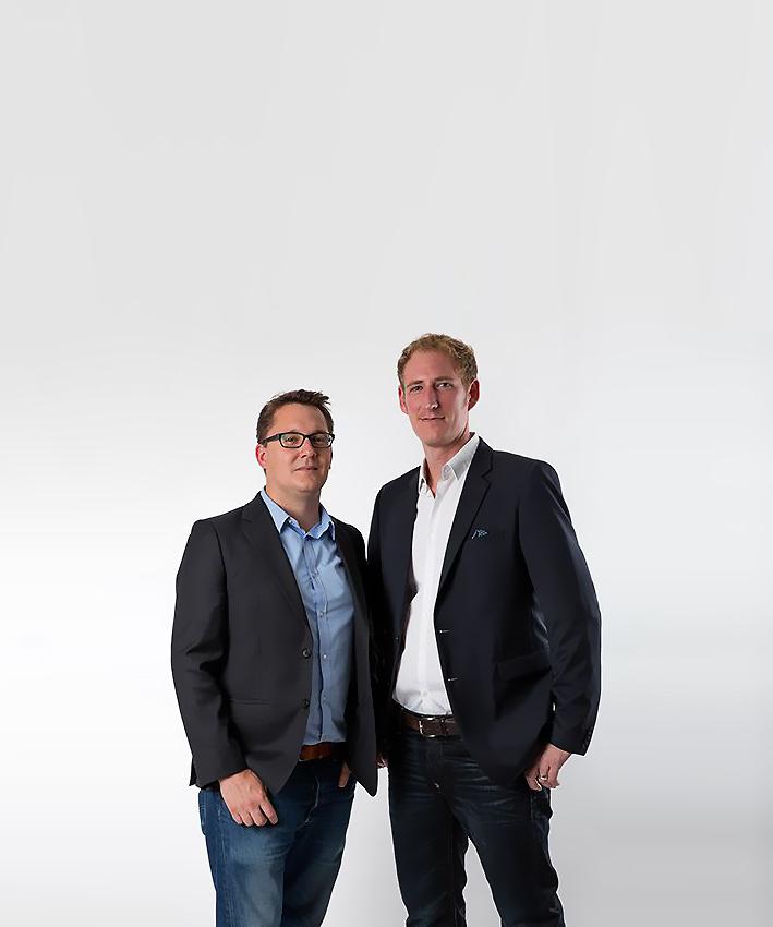 Stalder Form suunnittelijat - Burkard ja Bernhard